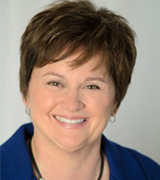 Photo of Connie Delaney PhD, RN, FAAN, FACMI